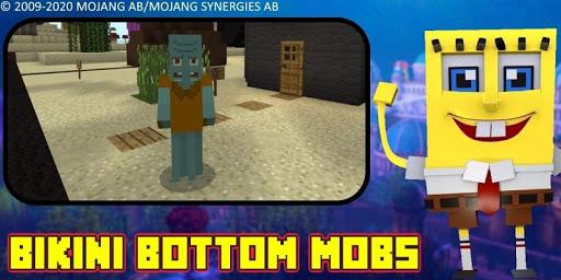 Bikini Bottom City Craft Map 7.0 screenshots 13