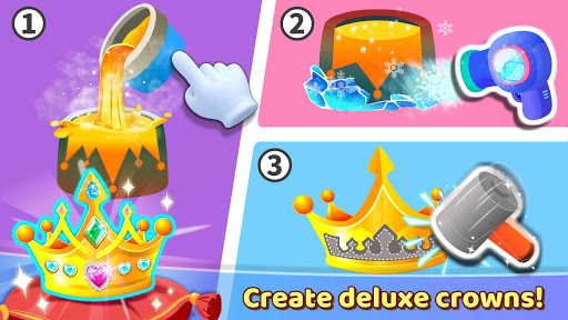 Little Panda's Princess Jewelry Design  Screenshots 3