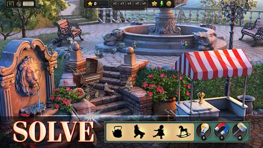 Hidden Object Games: Mystery of Coastal Hill City 3
