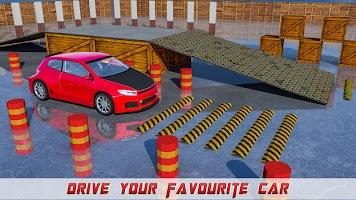 Smart Car Classic Parking Drive Adventure