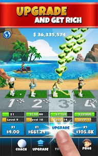 Idle Golf Tycoon MOD (Free Upgrades) 3