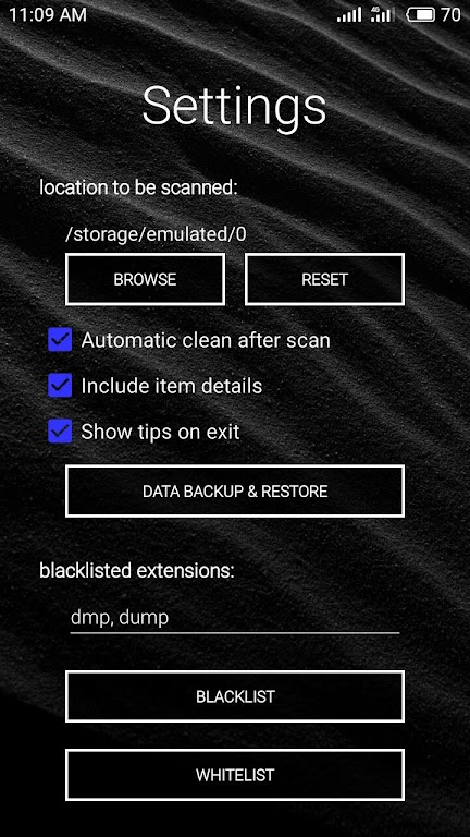 Smart Clean: Free Junk Cleaner Log Cache Duplicate  poster 3