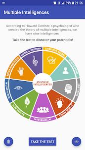 Multiple Intelligences Test  PC Version [Windows 10, 8, 7, Mac] Free Download 1