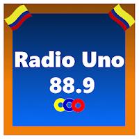 Radio Uno 88.9 Colombia Bogota Radio Uno