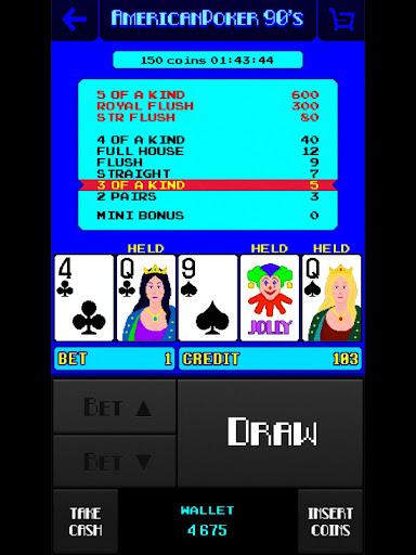 American Poker 90's Casino 2.3.18 screenshots 5