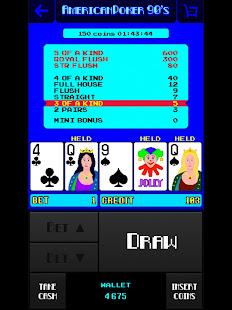American Poker 90's Casino 3.0.19 Screenshots 9
