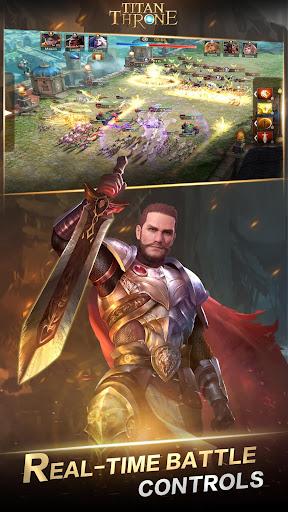 Titan Throne apktram screenshots 9