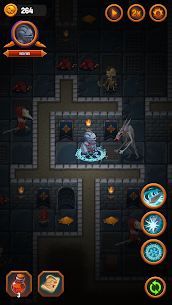 Dungeon: Age of Heroes MOD APK 1.9.417 (Unlimited Money) 9