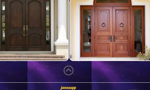 double wooden door design 1.0 Screenshots 5