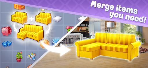 Merge Design: Home Renovation & Mansion Makeover  screenshots 1