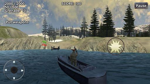 War Battleground WW2 Shooter  screenshots 2