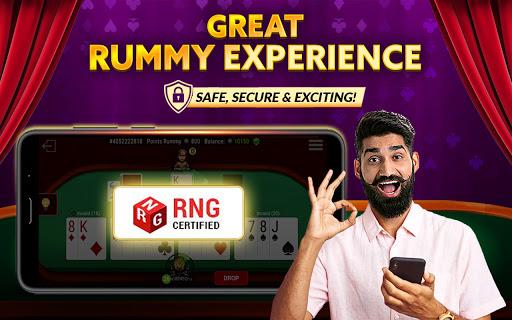 Junglee Rummy : Play Indian Rummy Card Game Online screenshots 17