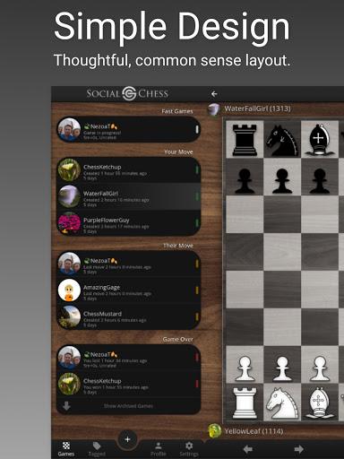 SocialChess - Online Chess apkdebit screenshots 15