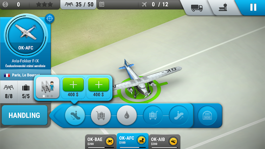 Airport PRG MOD (Unlimited Money) 3
