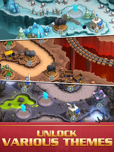 Mini War: Pocket Defense 0.9.4 screenshots 21