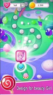 Candy Match New Hack for iOS and Android 5