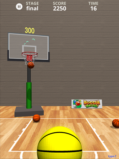 Swish Shot! Basketball Shooting Game screenshots 8