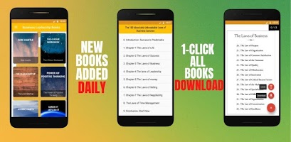 Business Startup, Leadership & Management Books