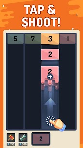 Number Shooter  Merge For Pc, Windows 10/8/7 And Mac – Free Download 1