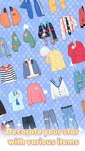 MYIDOL (#Dress up #BoyGroup #k-star #k-pop) 2.0.15 Screenshots 5