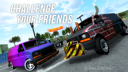 Demolition Derby Multiplayer 1.3.6 screenshots 4