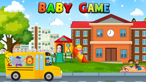 Baby Games: Toddler Games for Free 2-5 Year Olds apkmr screenshots 1
