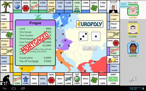 Europoly screenshots 17