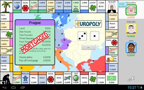 Europoly 1.2.4 Screenshots 17