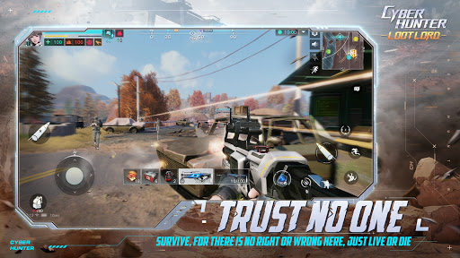 Cyber Hunter Lite 0.100.319 screenshots 22