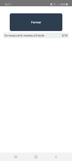 NoteMe – Votre note sur 10