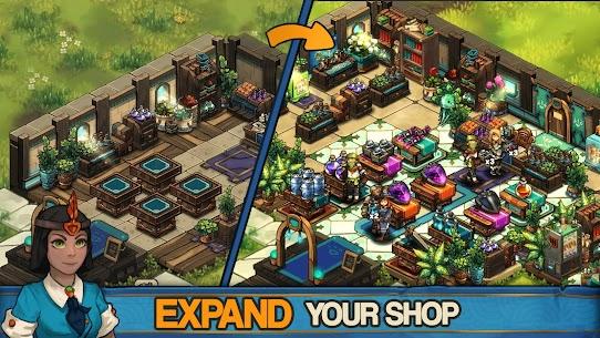 Tiny Shop: Cute Fantasy Craft, Design & Trade RPG 0.1.37 3