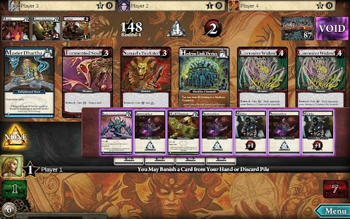 Ascension: Deckbuilding Game Screenshot