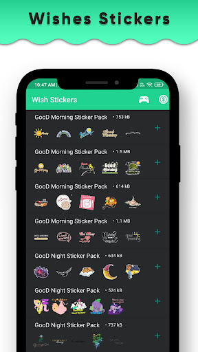 All Wishes Stickers for Whatsapp - WAStickerApps  screenshots 1