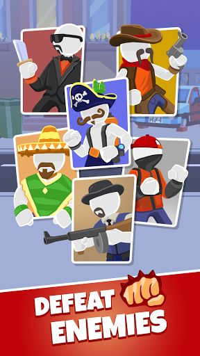 Match Hit - Puzzle Fighter  screenshots 5