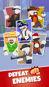 Match Hit – Puzzle Fighter Apk Download NEW 2021 5