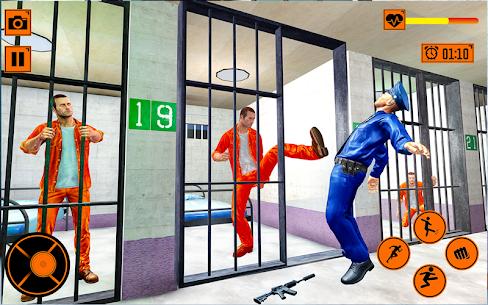 Grand Jail Break Prison Escape:New Prisoner Games 4