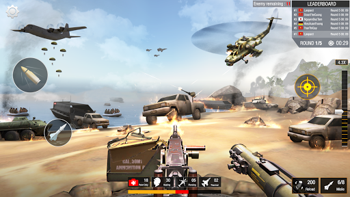 Beach War: Fight For Survival 0.0.4 screenshots 2
