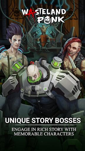 Wasteland Punk - post apocalypse open world RPG  screenshots 5