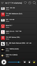 Australia Radio Stations Online - Australia FM AM screenshot thumbnail