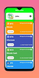 Multi Coins Miner – Cloud Mining APK Download For Android 2