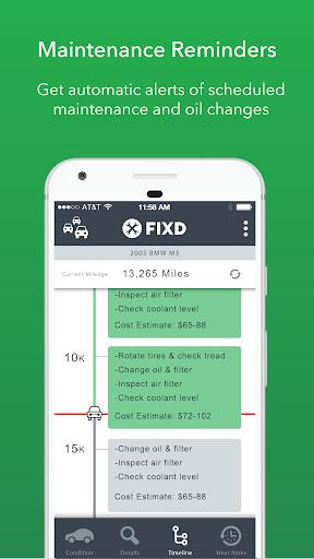 FIXD - Vehicle Health Monitor 7.14.0 Screenshots 3