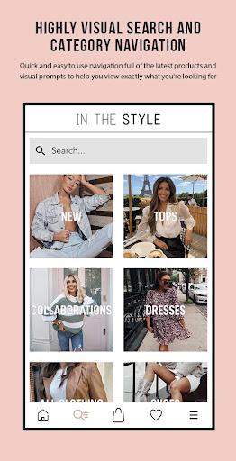 InTheStyle u2013 Womenu2019s Fashion Apkfinish screenshots 4