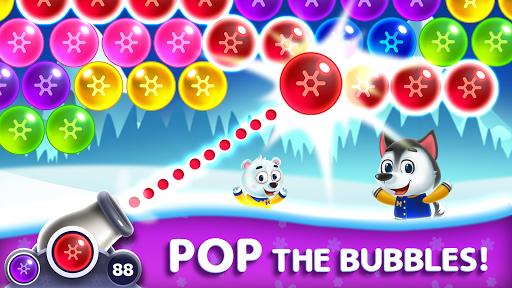 Frozen Pop Bubble Shooter Games - Ball Shooter  screenshots 2