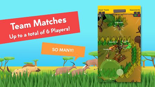 Code Triche Savanna Battleground – Hide and Seek mod apk screenshots 1