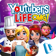 APK Youtubers Life: Gaming Channel - Go Viral!