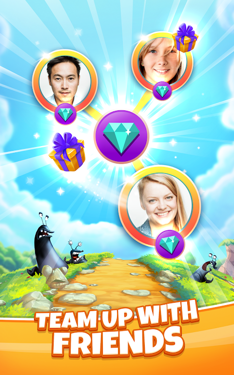 Best Fiends Stars - Free Puzzle Game poster 4