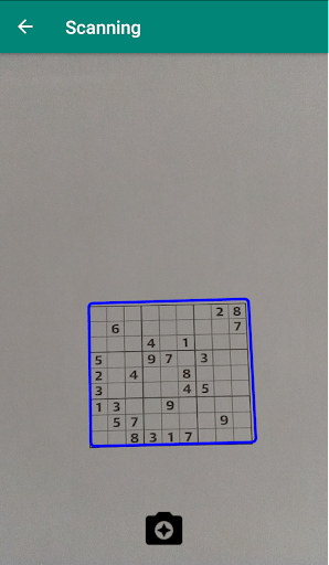 Sudoku Solver - Scanner app using camera goodtube screenshots 2