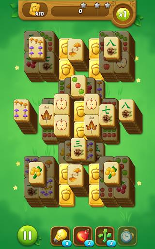 Mahjong Forest Puzzle  screenshots 9