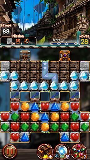 Jewel Ruins: Match 3 Jewel Blast 1.2.1 screenshots 4