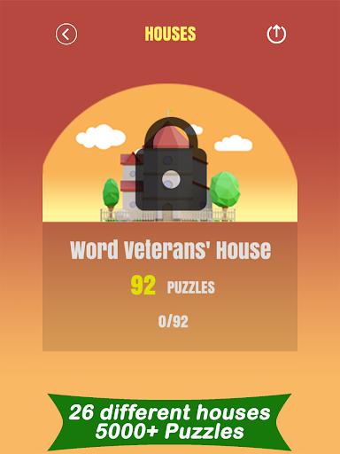Wordhane - Word Game, Connect Crossword 1.5.5 Screenshots 4